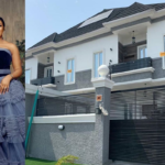 Actress Omo Britico Acquires A Mansion In Lekki To Celebrate 40th Birthday