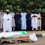 Buhari's Ex-Aide, Wada Maida Buried In Abuja