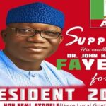 Ekiti Assembly Suspends Council Boss Over Fayemi's Campaign Posters