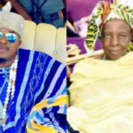 Oluwo Of Iwoland Mourns As He Loses Mother