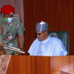 President Buhari Presides Over 13th Virtual FEC