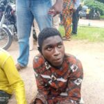 Breaking News: Police Rearrest Oyo Fugitive Serial Killer Who Escaped From Custody