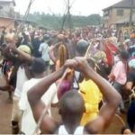 Tension In Ekiti Community As Two Factions Engage In Bloody Clash Over Stoppage Of Ogun Onire Festival