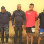 End Of The Road: See The 7 'Yahoo Boys' Who Were Nabbed In Enugu