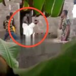 Infidelity: Man Stuck With Soldier's Wife After Climbing 'Magun' (Photos & Video)