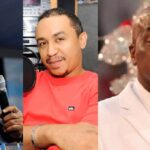 """I curse the day he was born, B*stard"" – Pastor Ibiyeomie blasts OAP Daddy Freeze for always 'insulting' Bishop Oyedepo (video)"