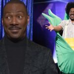 Eddie Murphy Wins His First Emmy Award For Guest Actor In A Comedy Series