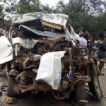 11 People Traveling For Funeral Die In Fatal Auto Crash Along Calabar-Ikom Road (Graphic Photos)