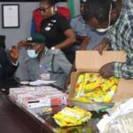 Dubai-Bound Passenger Is Arrested With 2,886 ATM Cards Handed Over To EFCC