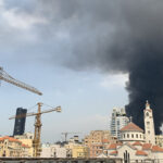 Breaking News: Fire Razes Beirut Port Just Weeks After Deadly Explosion