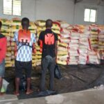 Navy Arrests 8 Suspected Foreign Rice Smugglers In Calabar