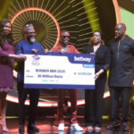 BBNaija 2020 Winner, Laycon Receives N30m Cash Prize, Others (PHOTOS)