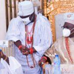 Sanwo-Olu, Tinubu urge new Oniru to ensure unity, peace in Iruland