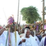 Ile-Ife Begins Olojo Festival As Ooni Enters 7-Day Seclusion