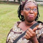 46-year-old Ugandan activist Stella Nyanzi reveals why she's sexually attracted to younger men