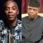 Femi Kuti Reveals Why He Refused Osinbajo's Request To Join APC