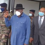 Again, Jonathan returns to Mali for consultations