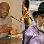 Akeredolu Can't Stop Me From Visiting Ondo, Says Wike