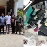 Alleged Fraud: Police Arrest Four Nigerians In Cambodia (photos)