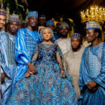 Beautiful Photos From Wedding Ceremony of Presidential Aide, Bashir Ahmad