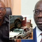 Edo Decides: Vehicles Traveling To Benin Involved In Ghastly Accident (Video)