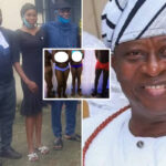 Ex-Nigerian Minister, Kenneth Gbagi Arrests Hotel Staff, Strips Them Naked For Allegedly Stealing N5k (Photos)