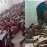 Exposed: Detention Centres Where Nigerians, Other African Migrants Are Jam-Packed, Maltreated In Saudi Arabia (photos)