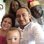Daddy Freeze Publishes Photos Of His Parents After Pastor Ibiyeomie's Called Him A Bastard