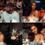 Davido Takes Chioma On A Romantic Date Night (Photos)