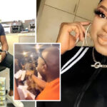 Bobrisky Shocks Many As He Flaunts 3 Full Bags Of Money He Made From His Birthday Celebration