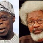 Nigeria Has Always Been Divided, Presidency Replies Obasanjo, Soyinka