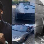 Olamide Reportedly Buys Lamborghini Aventador Worth N218 Million (photos)