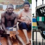 Police Arrest Four With Human Skull In Ogun (photos)