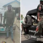 Police Nab Suspected Members Of Robbery Gang That Specialize In Snatching Vehicles From Uber Drivers In Lagos (photos)