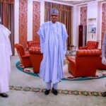 President Buhari Told To Wear Face Mask, Lead By Example