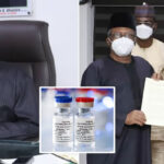 COVID-19 Vaccine: Minister Debunks Delivery, Reveals Why Russian Ambassador Visited