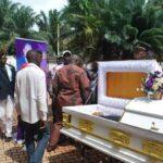 Senator Okoro Laid To Rest In Nsukka (photos)