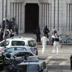 Three dead in knife attack in French basilica (Photos)