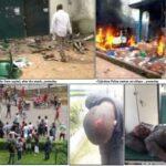 Protests turn violent in Benin, Abuja, Lagos