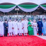 PHOTOS: A Colourful But Low-key 60th Independence Celebration