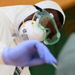 Nigeria's COVID-19 toll hits 59,127