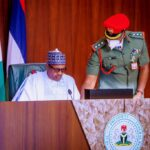 President Buhari Presides Over FEC Meeting (photos)