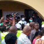 Voters Shun Social Distancing As Ondo Election Commences