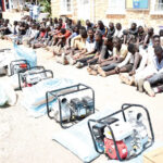 483 Looters Arrested Across The Country