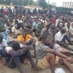 Suspects who burnt BRT buses, 518 others arrested