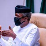 Nigeria's Vice President, Osinbajo Reveals How FG Will Finance 2021 Budget