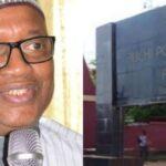 Rector Of Auchi Polytechnic Dr. Sanusi Is Dead