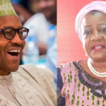 Group Reports Buhari To US, UK Over Onochie's Nomination As INEC Commissioner