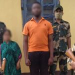 BSF Arrest Nigerian National For Trying To Illegally Enter Bangladesh From India