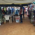 Despite Rainfall, Ondo Polls Records Large Turnout